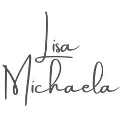 Logo der Website Lisa Michaela